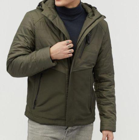 Куртка демисезонная VAVAION KD-801 Khaki