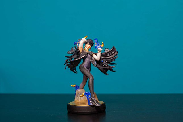 Figurka Amiibo – Super Smash Bros. Collection – Bayonetta No. 61