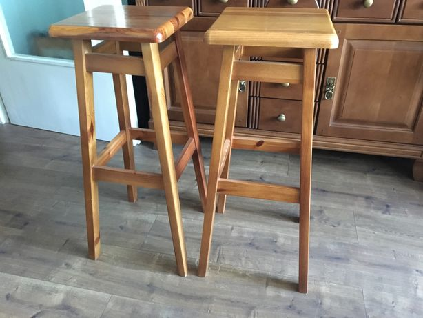 Hokery stołki/kwietnik