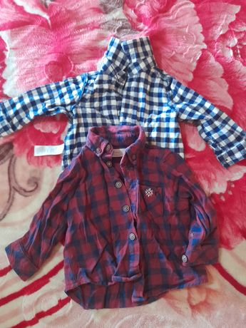 Vendo roupa de bebe usada