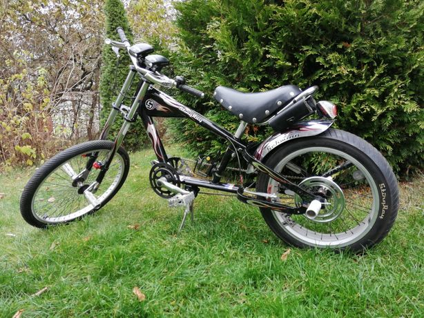 Rower motor Harley