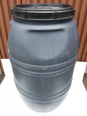 Beczka pojemnik 220-230l mocne spożywcze