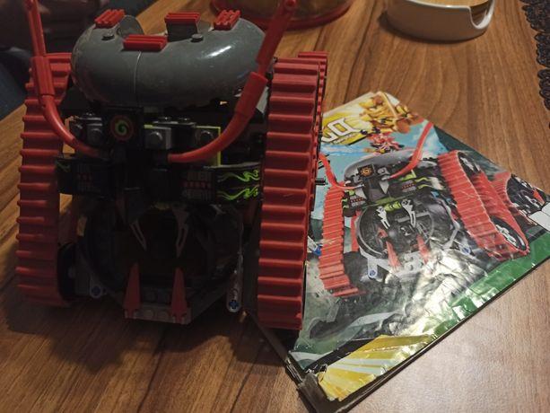 LEGO 70504 Ninjago - Garmatron