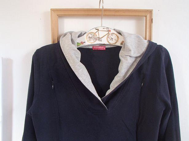 sukienka dresowa tunika HappyMum M ciążowa do karmienia Happy Mum