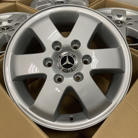 Новые оригинальные диски Mercedes Sprinter W906, VW Crafter 6х130 R16
