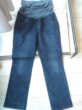 Spodnie ciążowe długie 9 fashion jeans 40