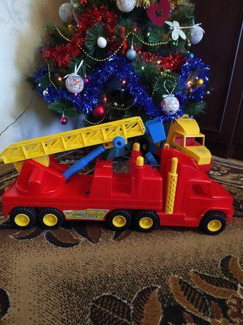 Пожарная машина Вадер wader