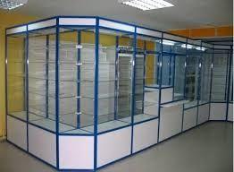 торговые прилавки, оборудование, витрины, стеллажи