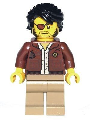 Lego Ninjago Figurka Clutch Powers njo667 z 71747