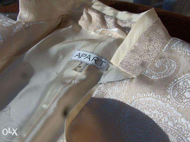 płaszcz APART = nowy 38 = uk10