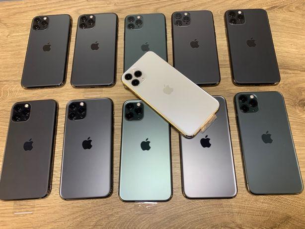 Iphone 11 pro 64/256 neverlock Гарантія до 2 років Appteka Дорошенка