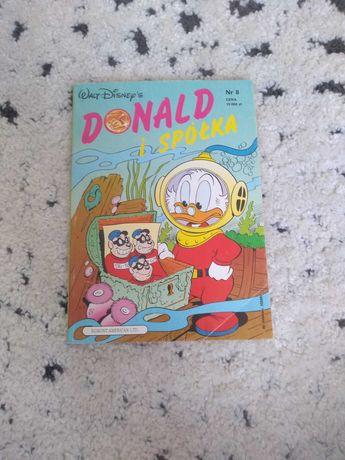 Donald i spółka nieznośne zawroty głowy