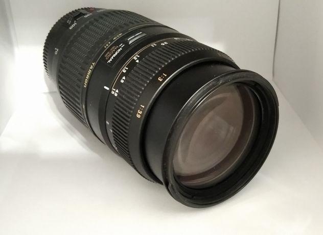 Obiektyw Tamron AF70-300 (mocowanie Canon)