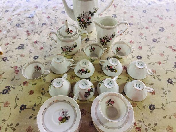 Serviço de Chá - Louça S.P. Coimbra