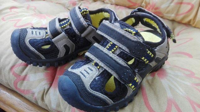 Sandały buty chłopięce 27