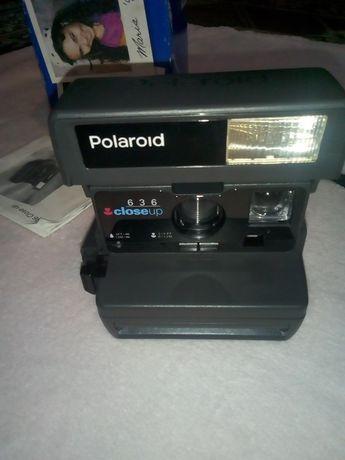 Polaroid 636 касетний