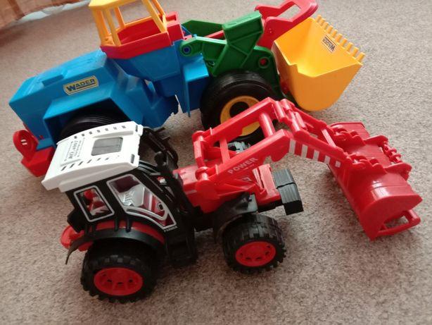 Машинка , трактор, детская игрушка