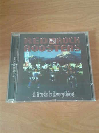 CD Red Rock Roosters Altitude Is Everything unikat