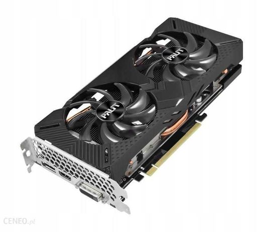 Palit GeForce GTX 1660 SUPER GamingPro 6GB GDDR6