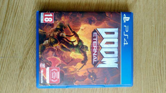 Gra Doom Eternal na konsole PS4