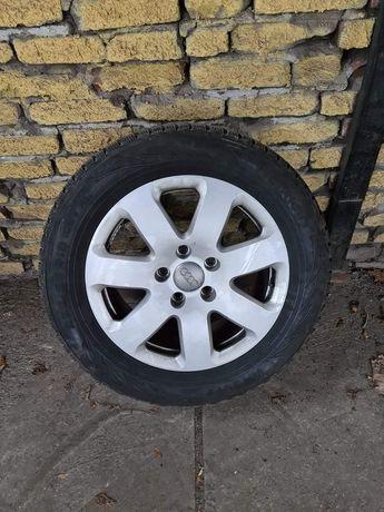 Felgi Audi Q7 4l komplet