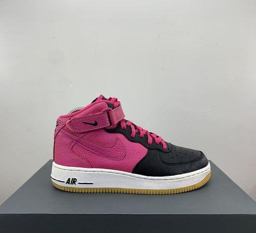 Кроссовки Nike Air Force 1 38.5 / кожаные max, blazer оригінал кеди