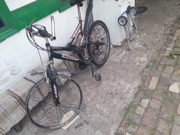 Продам или обменяю свой спортивный велосипед в отличном состоянии!