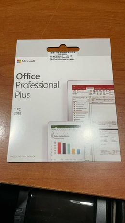 Office 2019 Professional Plus - Para Windows
