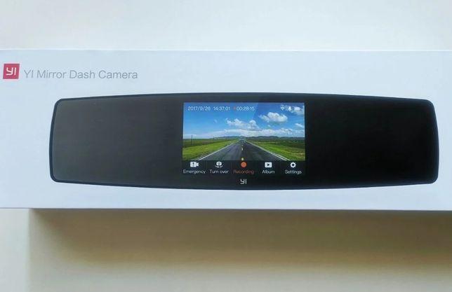 Зеркало авторегистратор Xiaomi Yi Mirror ( 70mai ) + задняя камера