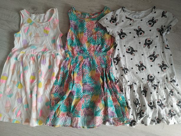 Sukienki na lato H&M