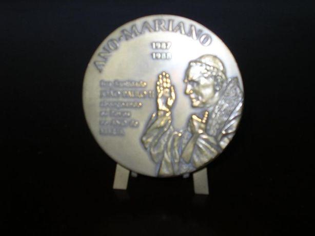 Medalha Ano Mariano: Nª Sª Fátima