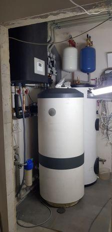 Usługi hydrauliczne pompy ciepła Eko instalacje