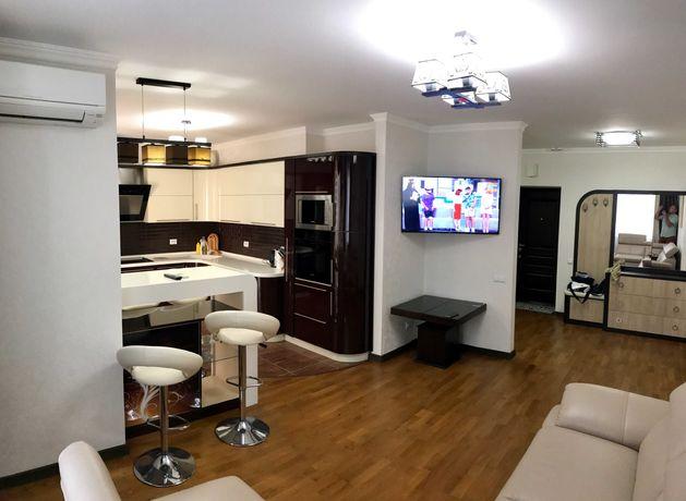 Продажа новой эксклюзивной 2-х комнатной квартиры в элитном ЖК Чайка
