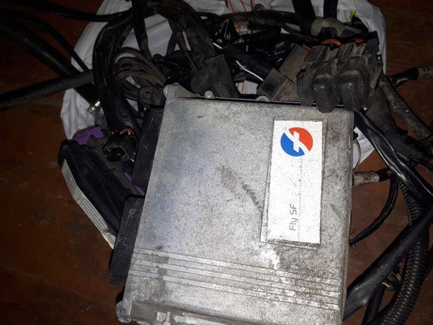 Подкапотка BRC , Электроника , Блок управления , кнопка , датчик .