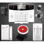 Сигнализация GSM 30A с поддержкой проводных и беспроводных датчиков