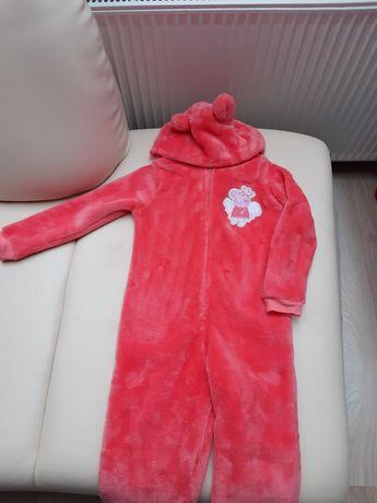 Pajac piżama pod namiot Świnka Peppa 116