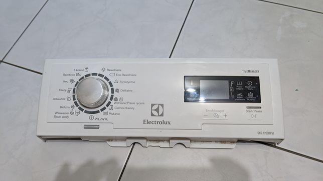 Części pralki Electrolux EWT1266EDW, programator, pompa, łożysko