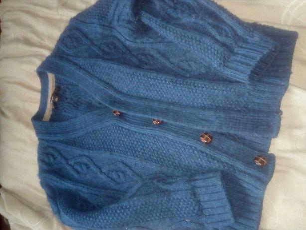 Sweterek 104 kardigan bluza blezer
