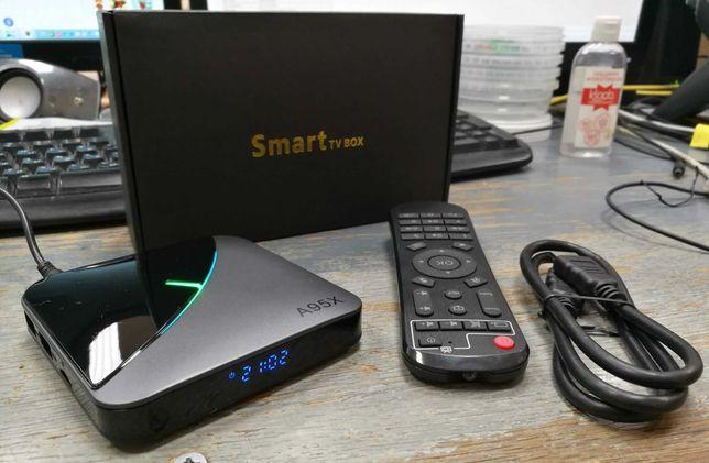 Box Android A95X Amlogic QuadCore S905X3 2GB/16GB Android 9.0 SmartBox