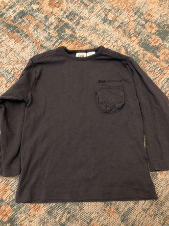 Bluzka na długi rękaw Zara, rozmiar 104
