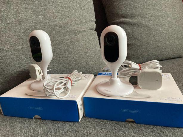 kamera x2 IP dzień/noc Dahua IPC-C12P HD 720P LED IR GWARANCJA