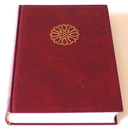 Livros Condensados [Volume Vermelho Bordeaux]