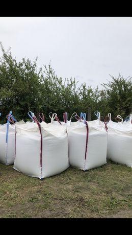 Big bag bagi worki typu bigbag 85/120/101 cm z fartuchem