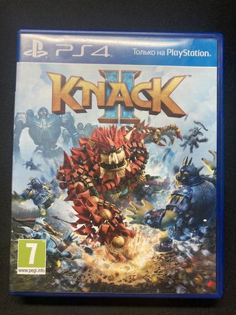 Игра Knack 2 PS4