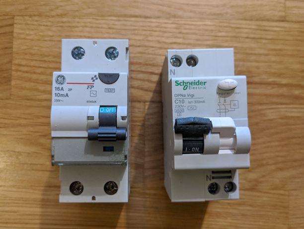 2 x Proteção Elétrica Diferencial (Schneider & GE Energy)