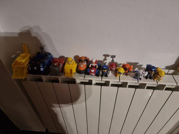 Conjunto patrulha pata brinquedos
