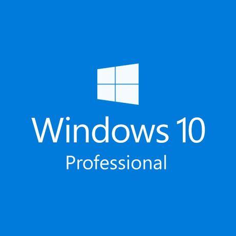Официальный ключ активации WINDOWS 10 PRO 32/64 bit