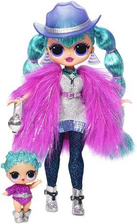 Большая кукла ЛОЛ L.O.L. Surprise! O.M.G. Winter Disco Cosmic Nova