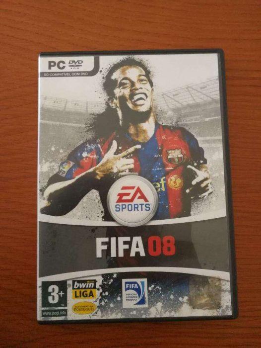 Jogo PC - FIFA 08 Nossa Senhora de Fátima - imagem 1