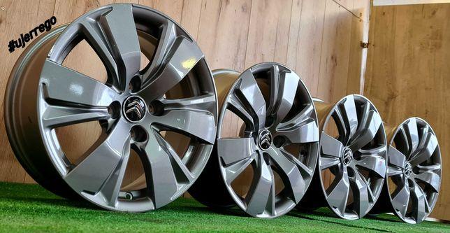 NOWE Oryginalne FELGI Aluminiowe do Citroen 16x4x108 C5 DS3 C2 C3 C4